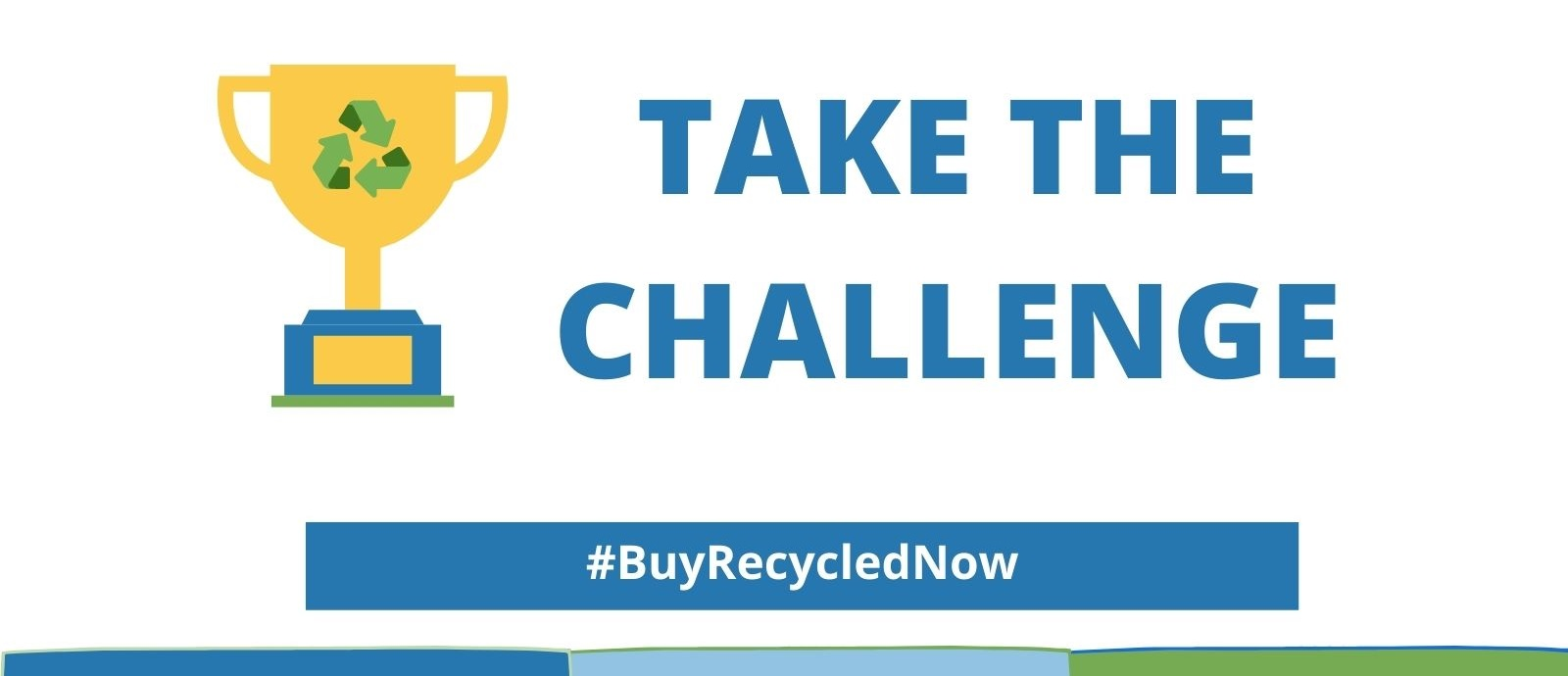 Take the Buy Recycled challenge!