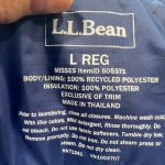 Lisa-recycled jacket