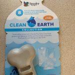 recycled dog toy bone